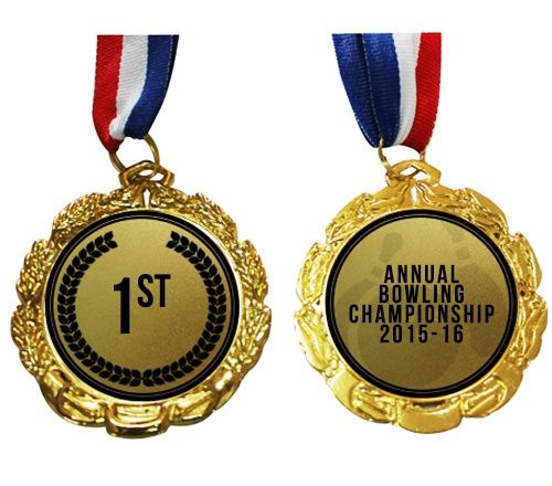FTSS Sports Medal 40