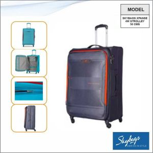 SKYBAGS XPANSE 4W STROLLY 58 CMS-