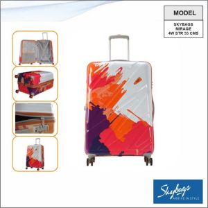 SKYBAGS MIRAGE NXT 4W STR 55 CMS