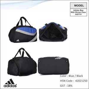 Adidas Bag with Shoes Case-A42114