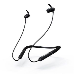Ambrane Bassband Pro Wireless Bluetooth Earphones with Quick Charging