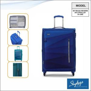 SKYBAGS REVERB 4W STROLLY 59 CMS