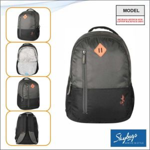 SKYBAGS ARTHUR NEW LAPTOP BACKPACK GREY