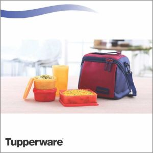 TUPPERWARE-Premier Lunch With Bag