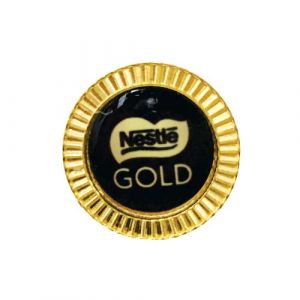 Nestle Gold Lapel Pin (EMB - 1)