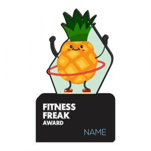 Fitness Freak Award