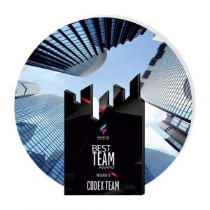FT 263 - Team Award