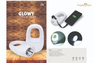 Glowy - 2-in-1 Torch with Desk Lamp