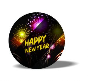 New year Magnet 11