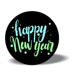 New year Magnet 5
