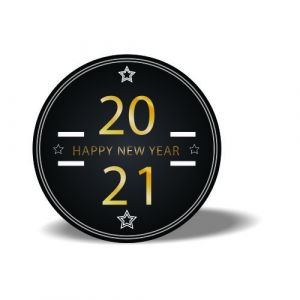 New year Magnet 6