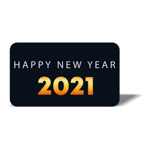 New year Magnet 10