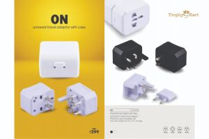ON - Universal Adapter with case