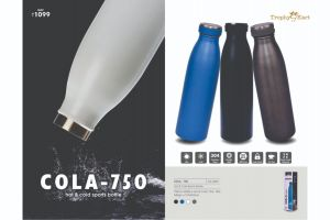UG-DB37 Cola - 750 Stainless Steel Hot n Cold Bottle (750ml)