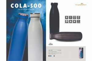 UG-DB38 Cola - 500 Stainless Steel Hot n Cold Bottle (500ml)