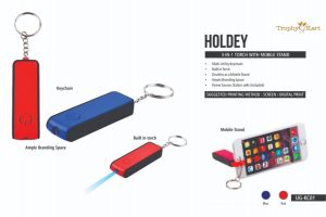 UG Holdey - 3-in-1 Mobile Stand with Torch