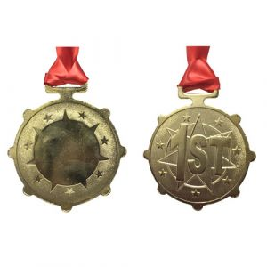 1st Round Star Gold Medal