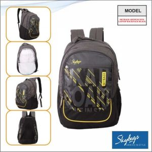 SKYBAGS ARTHUR NEW LAPTOP BACKPACK BLACK