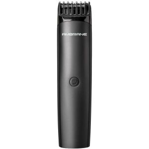 Ambrane Aura-S Cordless Rechargeable Trimmer with 20 Length Settings (Black)