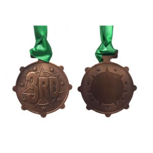 3rd Round Star Bronze Medal