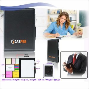 Note Pad With Sticky with Pen- NIPCH - 816