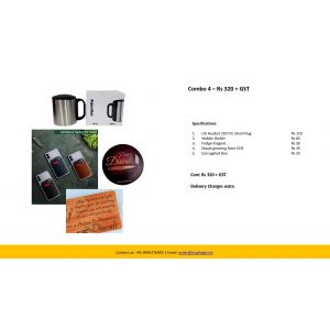 Combo 4 – Rs 320 + GST