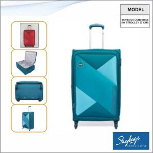 SKYBAGS CONVERGE 4W STROLLY 57 CMS