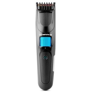 Ambrane AURA (ATR-11) Cordless Trimmer with 20 built-in length settings & Two Detachable Trimmer Combs and Rapid Charge Function (Black)