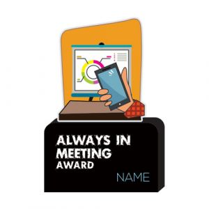 Always in Meeting Award