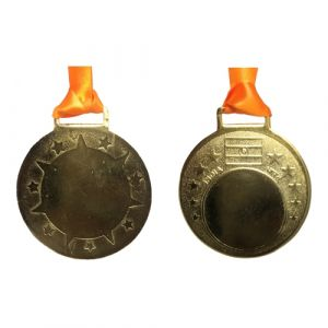 Flag Star 2 Medal