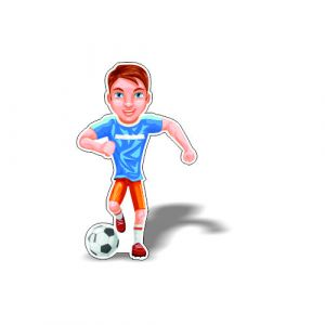 Football Magnet 7