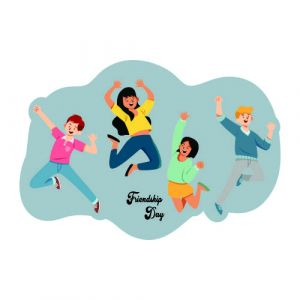 Friendship Day Magnet 1