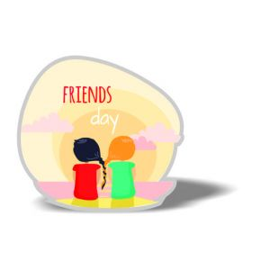 Friendship Day Magnet 2