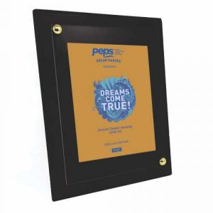 FTK Wooden Peps Plaque C