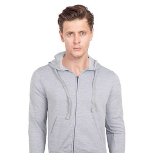 Magic Fleece Jacket With Hoody With Zip