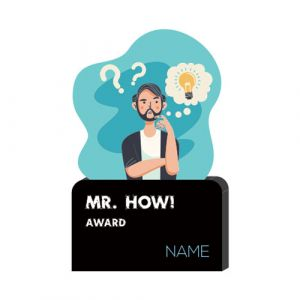 Mr. How! Award