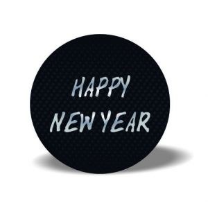 New year Magnet 1