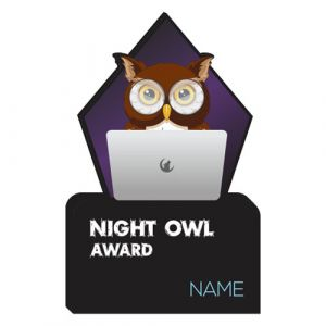 The Night Owl Award