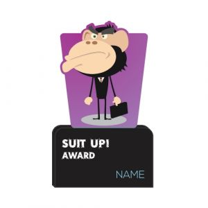 Suit up Award!