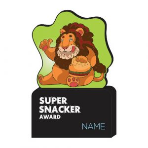 The Super Snacker Award