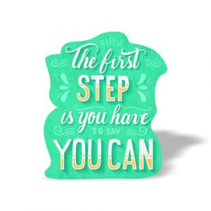 The First Step is you have you can Magnet