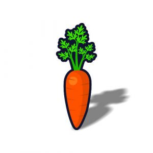 vegetables  Magnet 1