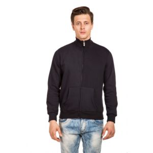Fleece Jacket High Neck